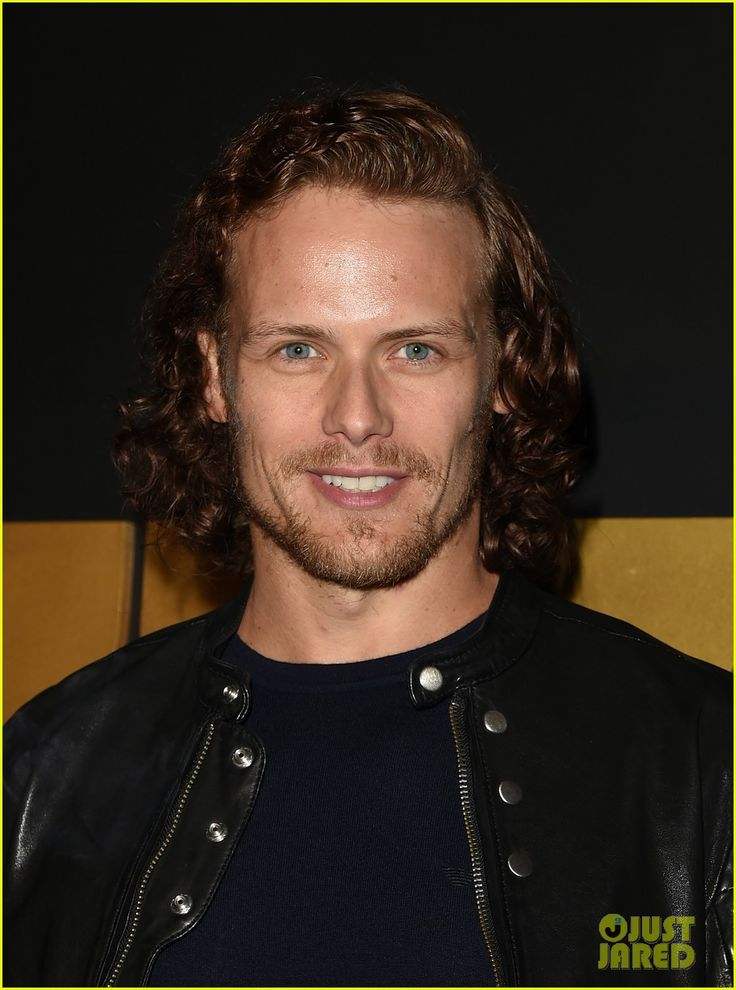 Outlander's Sam Heughan & Caitriona Balfe Are Not Dating!   Dating each other or dating at all, to bed or too sleep aye?