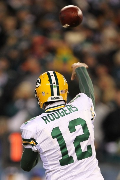 Aaron Rodgers #Packers
