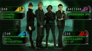 CBBC - M.I. High Spy Skills Game