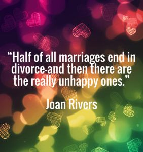Joan Rivers quotes on marriage