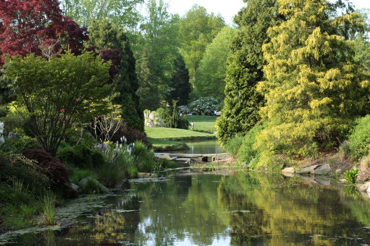 Brookside Gardens Beautiful Gardens Pinterest