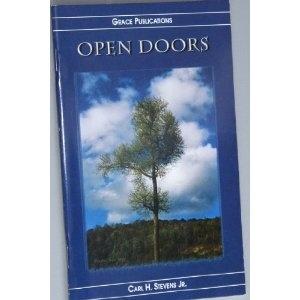 OPEN DOORS - Bible Doctrine Booklet   $1.99