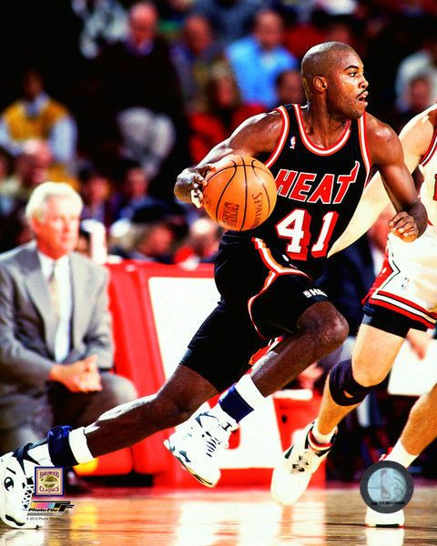 Glen Rice #Miami Heat #NBA Action Photo Or034 (select Size) from $13.99