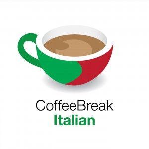 Coffee Break Italian, Spanish, French, German. Learn a language on your coffee break. Radio lingua.