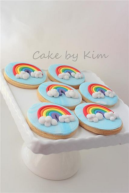 rainbow cookies | Flickr - Photo Sharing!