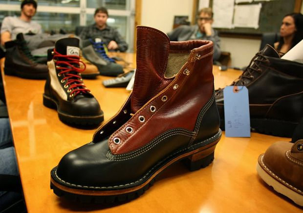 Go with us on a tour through the Danner Factory