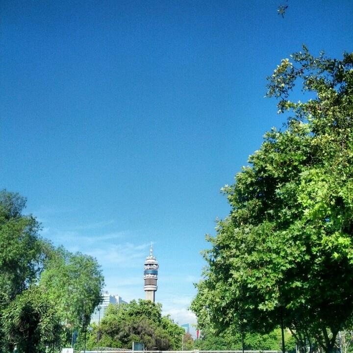 Torre Entel.
