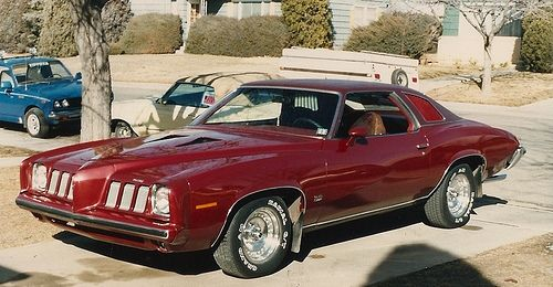 1973 pontiac grand am - Google Search