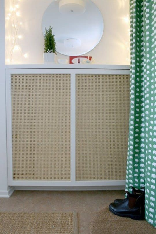 10 Clever DIY Projects to Hide Household Eyesores | Apartment Therapy