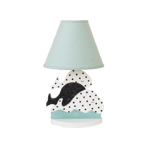 Cotton tale arctic babies lamp and shade kids decorating ideas