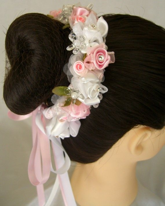 For ballet | LC | Ballet hairstyles, Dance