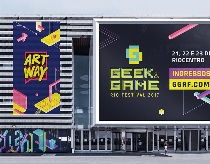 다음 @Behance 프로젝트 확인: \u201cGeek & Game Rio Festival 2017\u201d https://www.behance.net/gallery/52788767/Geek-Game-Rio-Festival-2017
