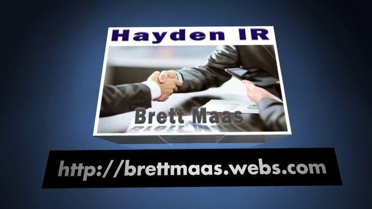 Best Investor Relations Firm - Hayden IR & Brett Maas  #InvestorRelations #Firm #HaydenIR #BrettMaas