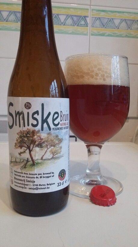 Smiske Bruin from Belgium