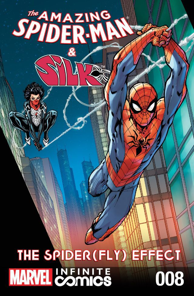 Amazing Spider-Man & Silk: The Spider(fly) Effect Infinite Comic #8 (2016)