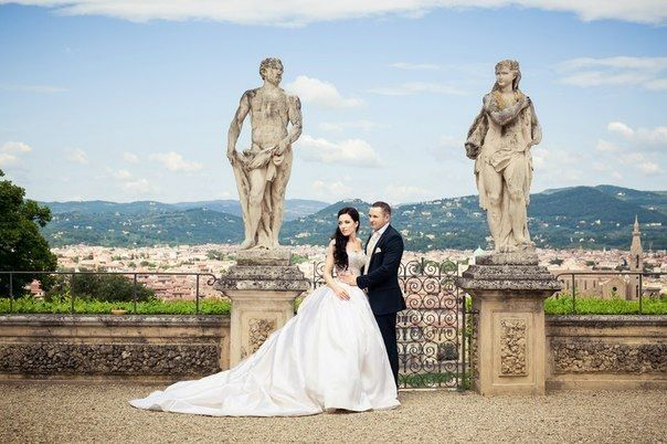 Wedding in Italy( Florence)