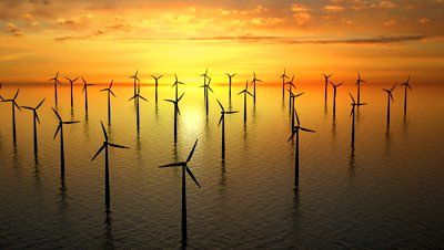 wind turbine at sea - Google Search