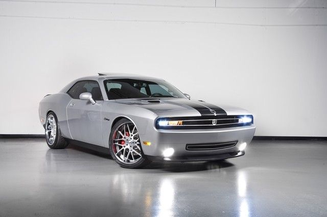 Supercharged 2010 Dodge Challenger SRT8