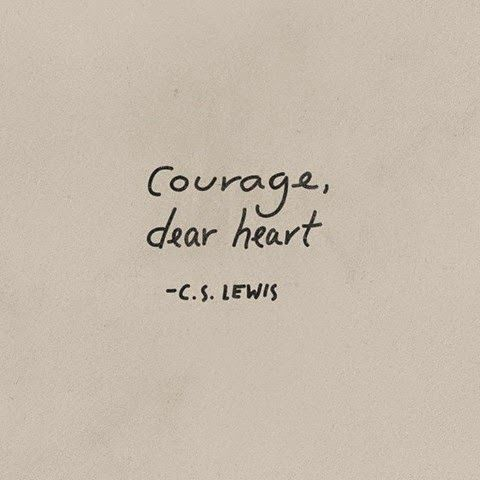 The Skinny Bitch Chronicles: Courage, Dear Heart