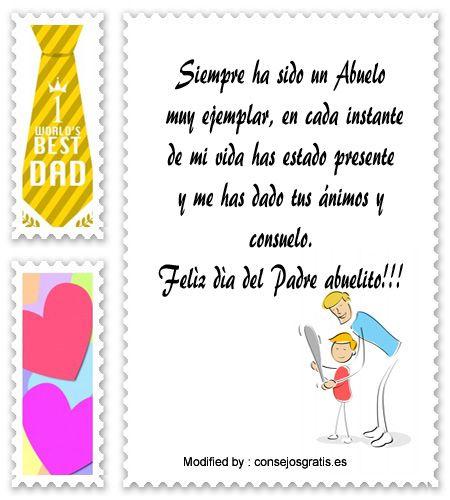 descargar frases bonitas para el dia del Padre,descargar frases para el dia del Padre: http://www.consejosgratis.es/excelentes-ejemplos-de-carta-para-mi-abuelo-por-el-dia-del-padre/