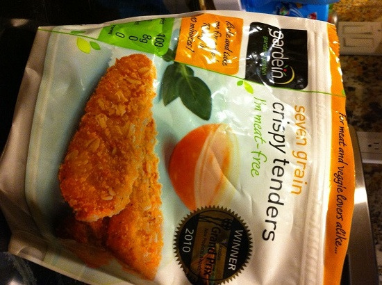 healthier alternative.  Gardein Crispy Tenders, They were amazing! And at just 2 Points + for two tenders, Granted, they aren't huge..: 2Pt, Ww Recipes, Weight Watchers Recipes