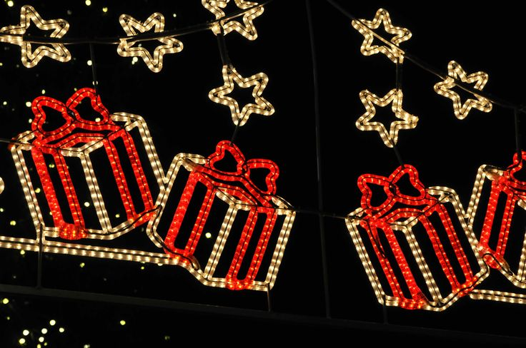 Christmas presents in Vienna