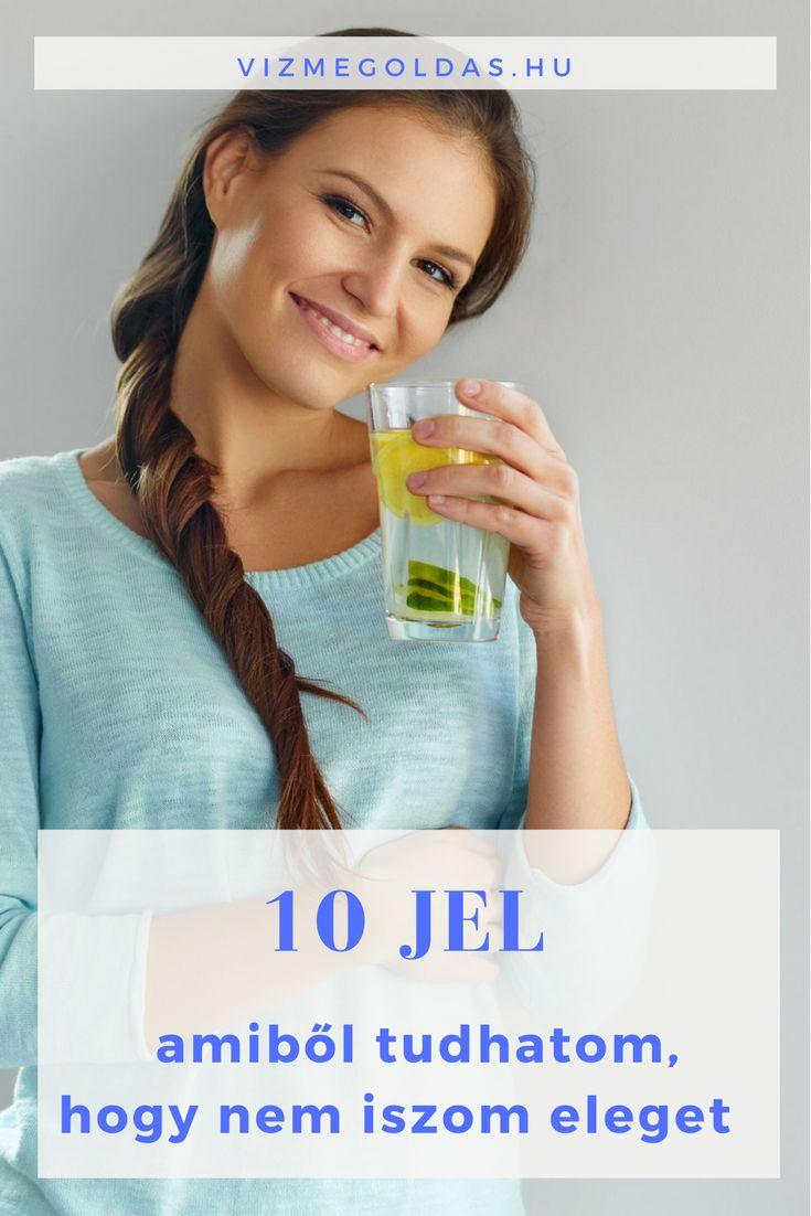 Egészséges táplálkozás - 10 jel amiből tudhatom, hogy nem eleget iszom