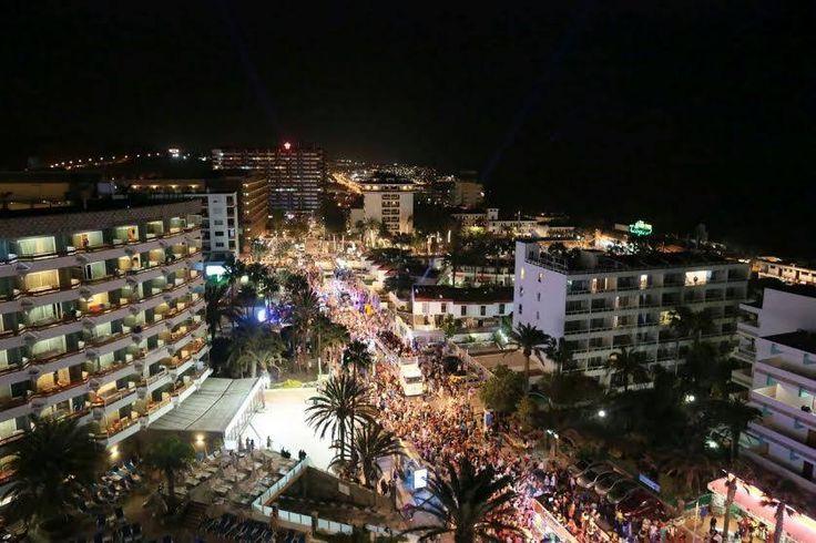 Grupo Mascarada Carnaval: El Carnaval Internacional de Maspalomas 2016, ¡¡ya...