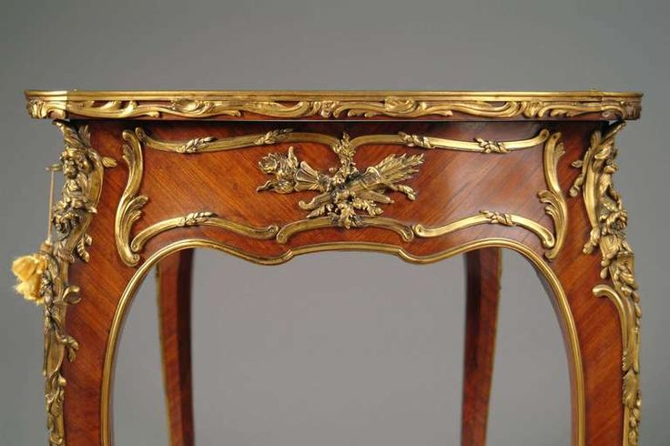 A Very Fine French Ormolu Mounted Kingwood Vitrine Table By Francois Linke | From a unique collection of antique and modern side tables at https://www.1stdibs.com/furniture/tables/side-tables/