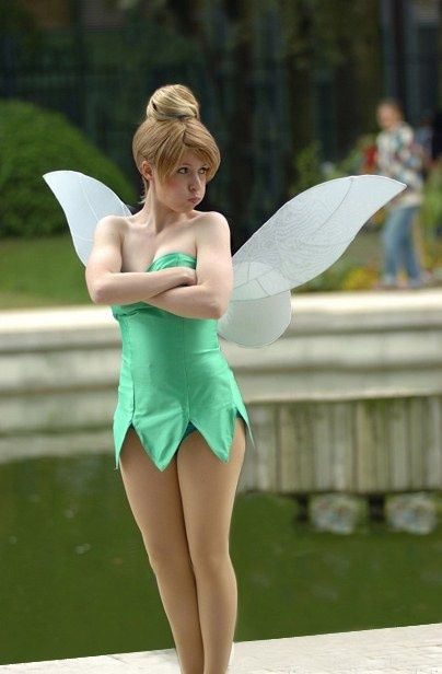 Tinkerbell - Cosplay and Costumes #cosplay