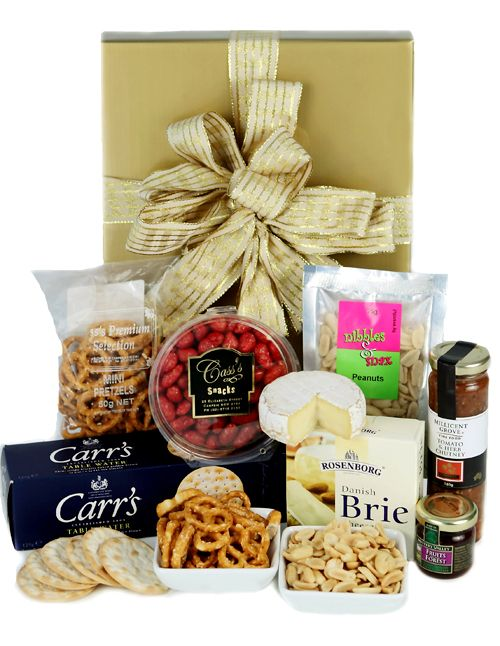 Got the Munchies - Gift Hamper. Cuddle Up - Gift Hamper from Macarther's Baskets at: https://t.cfjump.com/b/13835/763/ #Food Baskets #Gift Baskets #Food Hampers