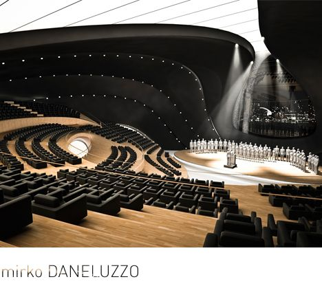 Mirko Daneluzzo  Music Cencer - Preforming here would be so amazing, dreams!