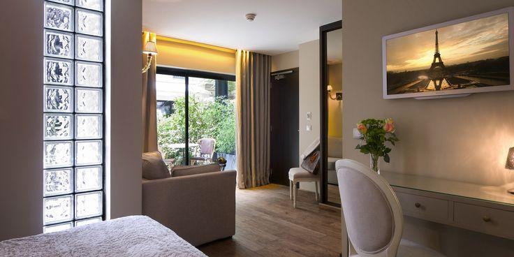 Hotel in Montmartre, Official Site – Hotel Beausejour PARIS Montmartre – Four-star boutique-hotel Paris