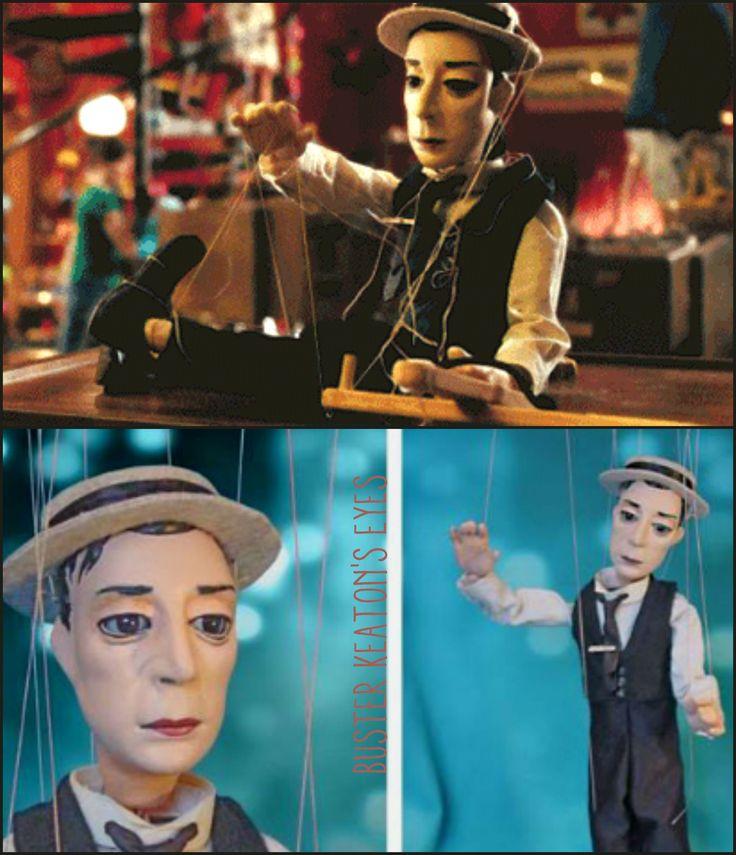 Buster Keaton - Puppet - Mr Magorium