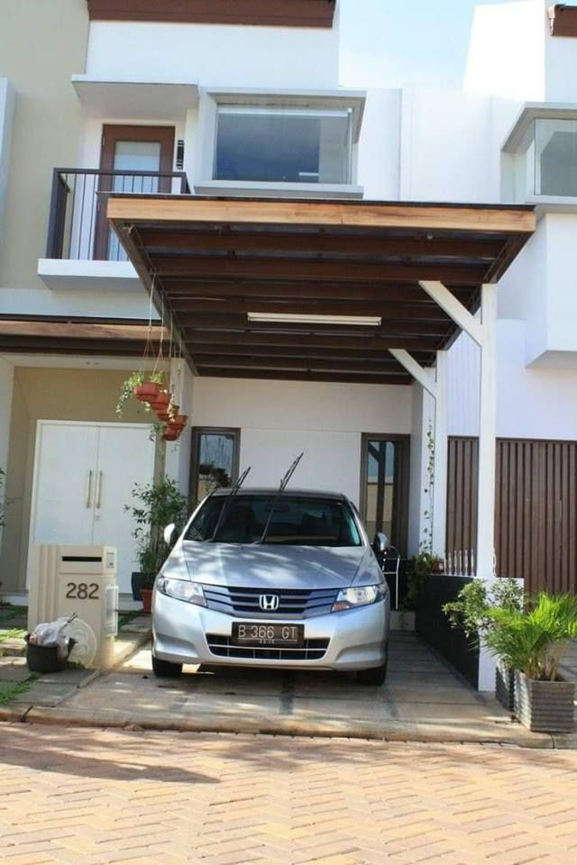 Beautiful Car Luggage For Your Home Carport Designs Modern Carport House Design