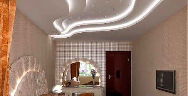 17 best images about 8 unique false ceiling modern designs for Interior design for living room roof