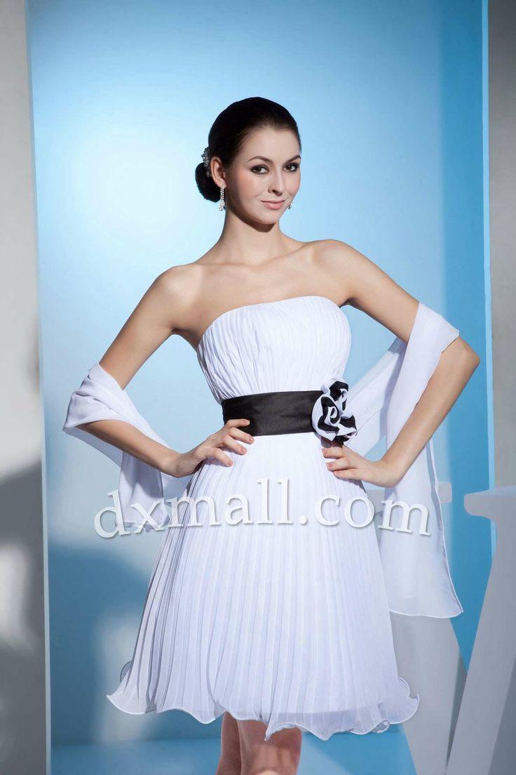 31 best SHORT WEDDING DRESSES images on Pinterest | Short wedding ...