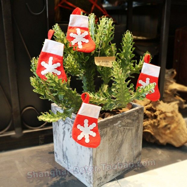 Thanksgiving christmas stockings socks Christmas HH108 knife and FORK knife and fork set Christmas bag explosion models Christmas decorations