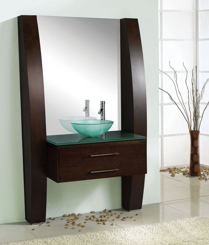 Great I Love The Lines On This Vanity.