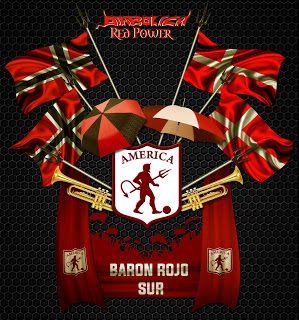 Diabolica Red Power: Baron Rojo Sur