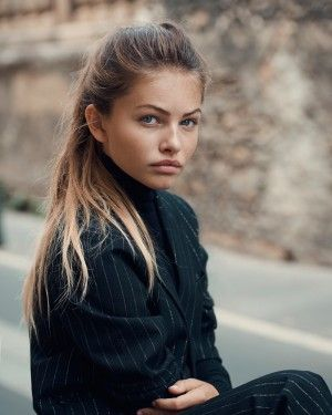 Thylane Blondeau Poses for Eric Guillemain in Teen Vogue Feature