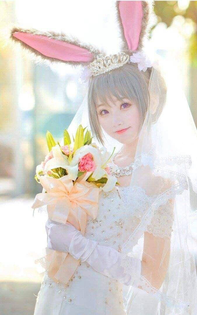 ★ Thỏ Judy Hopps 兔子朱迪 cn Tiểu Nhu 小柔SeeU Judy Hopps by Xiao Rou SeeU
