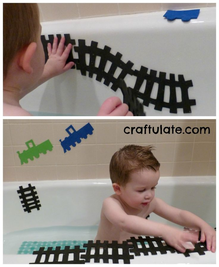 how to make train at home