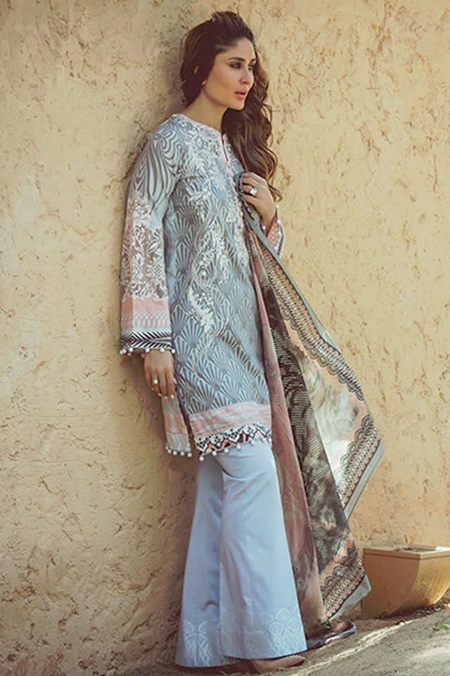 Faraz Manan Lawn collection 2016