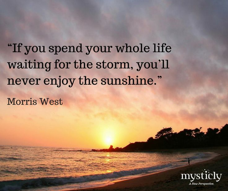 Beauty After The Storm Quotes