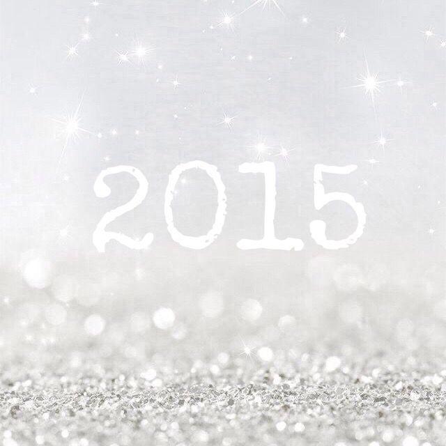 Happy 2015! ♥