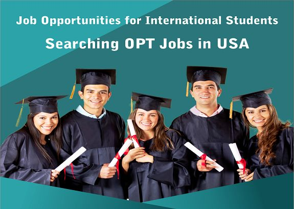 USA OPT Jobs Know all about OPT Jobs & international student job opportunity in USA. Optional Practical Training (OPT) is a work benefit allowed to international students in F-1 immigration status who are enrolled in, or completing a degree program in the U.S. This employment can be used pre-completion of studies during their degree programme or post-completion of studies, after the student finishes the degree Optnation provide best OPT & CPT jobs in USA.