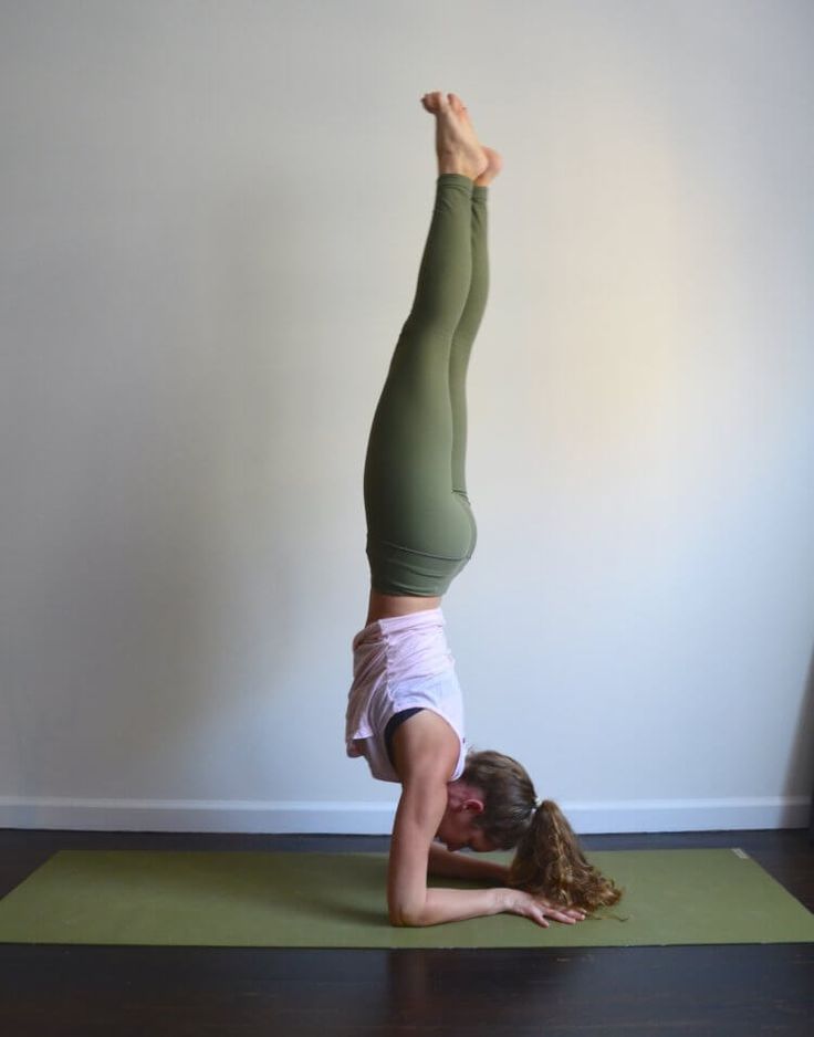 5 Steps to Practice Before Even Attempting Forearm Stand