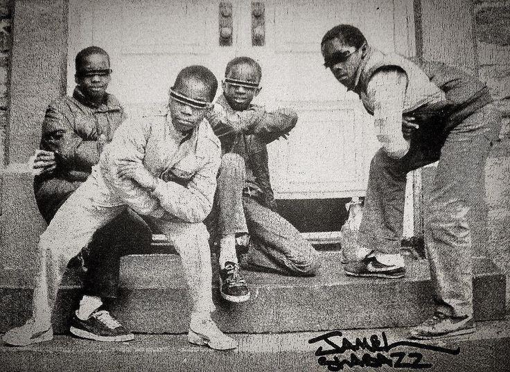#oldschool #brooklyn #jamelshabazz