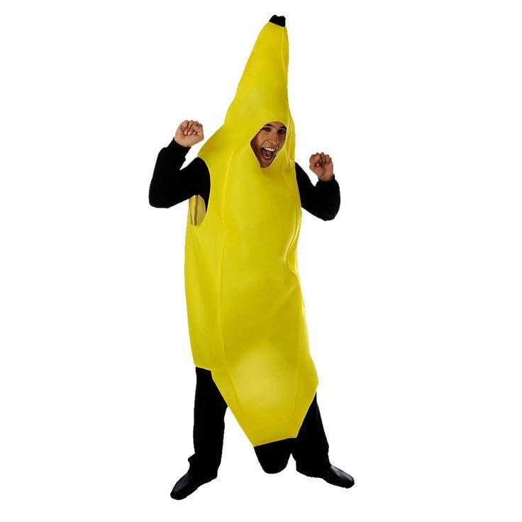 Op zoek naar gekke carnaval kostuums? Dan is dit bananenpak van Megagadgets echt iets voor jou! Vandaag besteld is morgen in huis.